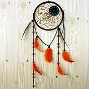 """Фен-шуй и эзотерика ручной работы. Ярмарка Мастеров - ручная работа Ловец снов """"Стимпанк"""". Handmade."""