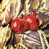 Открытки handmade. Livemaster - original item The gifts of autumn. grenades.. Handmade.