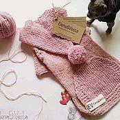 Одежда для питомцев ручной работы. Ярмарка Мастеров - ручная работа Свитшот Розовое сияние  для собачки (девочки). Handmade.