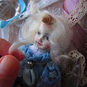 Куклы и игрушки ручной работы. Ярмарка Мастеров - ручная работа Marotte... Волшебный единорог. Handmade.