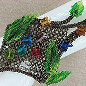 "Украшения handmade. Livemaster - original item Bracelet ""Butterfly"". Handmade."