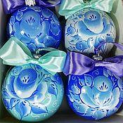 Сувениры и подарки handmade. Livemaster - original item Set of 4 balls