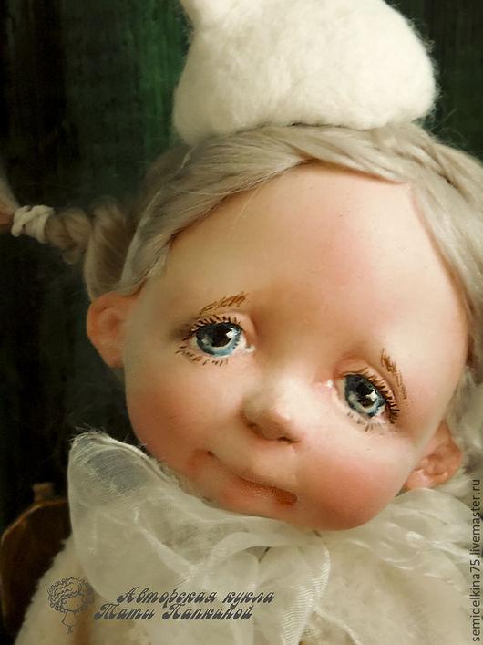 Коллекционные куклы ручной работы. Ярмарка Мастеров - ручная работа. Купить Кукла ручной работы ЗАЙКА. Handmade. Комбинированный