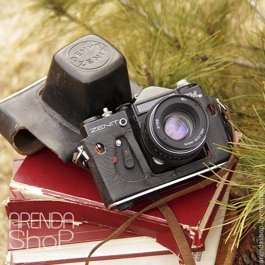 Реставрация. Ярмарка Мастеров - ручная работа. Купить Пленочный фотоаппарат, 3 вида. Handmade. Декор интерьера, для фотосессий, декор для фотосессии