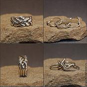 Украшения handmade. Livemaster - original item Puzzle ring. Handmade.