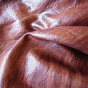 Материалы для творчества handmade. Livemaster - original item fabric leather with knitted lining beads. Handmade.