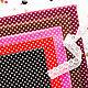 Хлопок 100%. Ткань для шитья, тильд, игрушек, квилтинга, пэчворка, скрапбукинга. Мягкий хлопок. Ткань для творчества. Ивановские ткани. Ситец. Бязь. Купить ткань. Хлопок в горох, горошек, горох