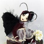Авторские игрушки katerina_menthe - Ярмарка Мастеров - ручная работа, handmade