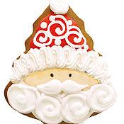 Сувениры и подарки ручной работы. Ярмарка Мастеров - ручная работа Дед Мороз-3. Handmade.