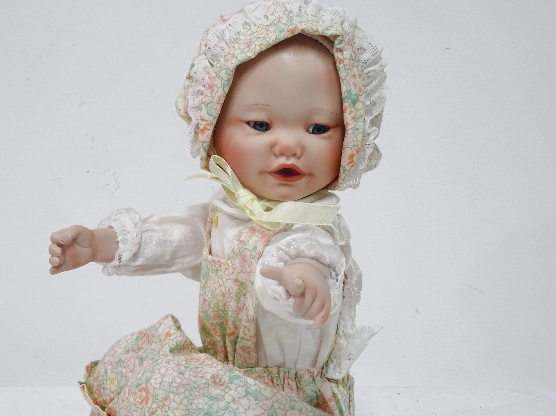 Collectible doll by Yolanda Bello, Vintage interior, Kaliningrad,  Фото №1