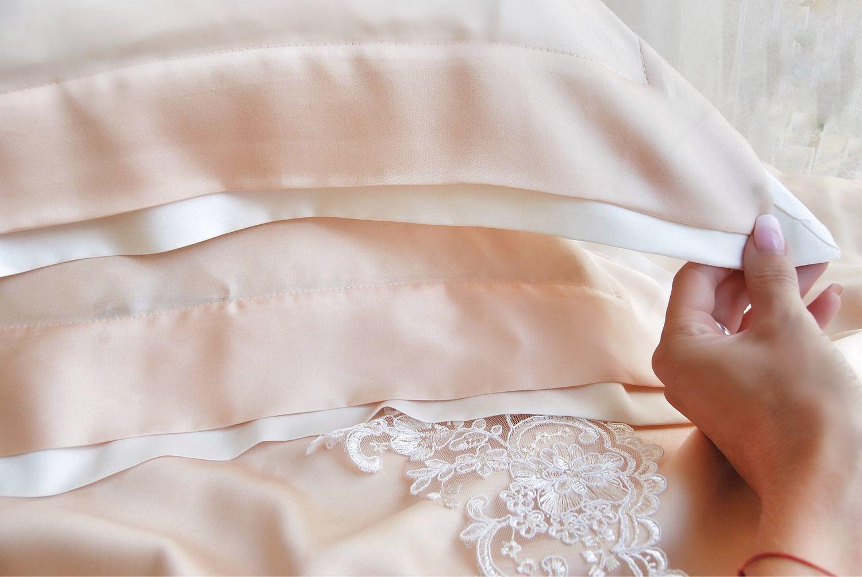 Подарок на свадьбу. Постельное бельё из бамбука с двойными ушками, Подарки, Самара,  Фото №1