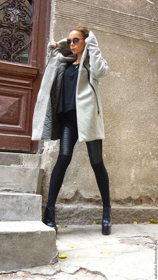 пальто из шерсти кашемировое пальто теплое пальто зимнее пальто стильное пальто на подкладе дизайнерское пальто