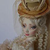 Куклы и игрушки handmade. Livemaster - original item boudoir doll lucrezia. Handmade.