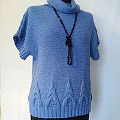 "Одежда handmade. Livemaster - original item Vest  ""Mila"". Handmade."