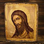 Картины и панно ручной работы. Ярмарка Мастеров - ручная работа Икона Иоанн Креститель. Handmade.
