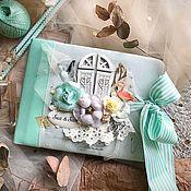 Для дома и интерьера ручной работы. Ярмарка Мастеров - ручная работа Альбом морской. Handmade.