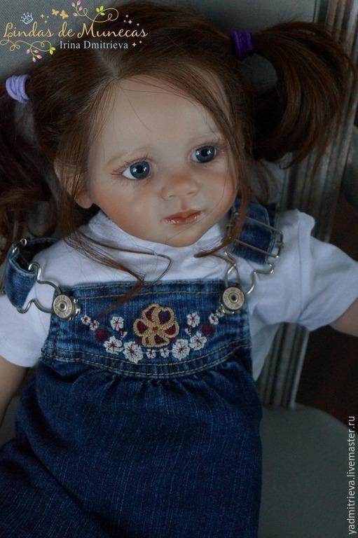 Куклы-младенцы и reborn ручной работы. Ярмарка Мастеров - ручная работа. Купить Кукла реборн Амели( куклы реборн Дмитриевой Ирины).. Handmade.