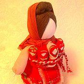 Куклы и игрушки ручной работы. Ярмарка Мастеров - ручная работа Кукла народная Московка, Семья, Плодородие, русская кукла оберег. Handmade.