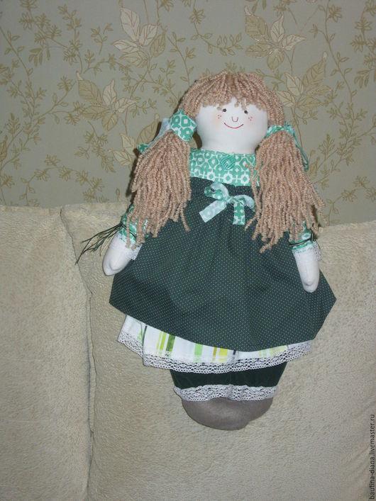 Коллекционные куклы ручной работы. Ярмарка Мастеров - ручная работа. Купить Кукла Люси.. Handmade. Авторская ручная работа, холлофайбер