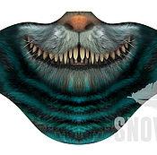 Одежда ручной работы. Ярмарка Мастеров - ручная работа Ветрозащитная маска Чеширский кот. Handmade.