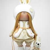 Материалы для творчества handmade. Livemaster - original item Leila doll sewing kit. Handmade.