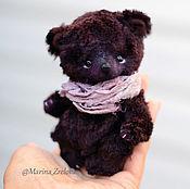 Куклы и игрушки ручной работы. Ярмарка Мастеров - ручная работа Медвежонок 10см. Handmade.