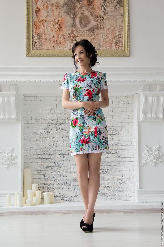 """Платья ручной работы. Ярмарка Мастеров - ручная работа. Купить Платье """"Трансформер"""". Handmade. Комбинированный, юбка летняя"""