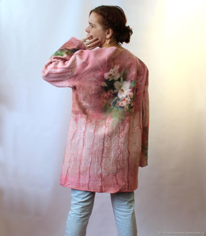 Felted coat Lily, Coats, Verhneuralsk,  Фото №1