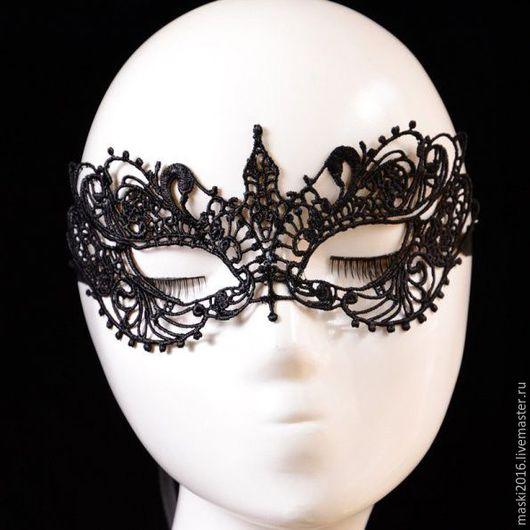 Карнавальные костюмы ручной работы. Ярмарка Мастеров - ручная работа. Купить Карнавальная маска Афродита. Handmade. Кружевная маска, аксессуары