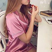 """Пижама """"Charlotte"""" розовая"""