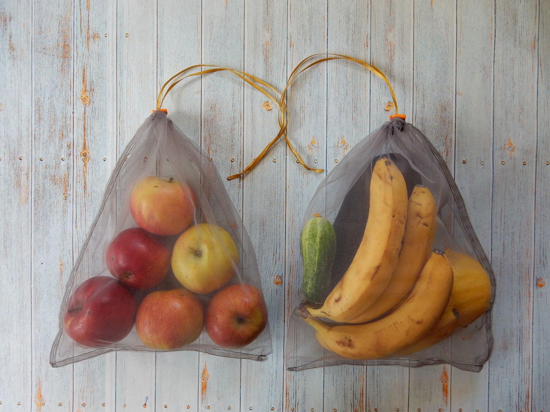 Экомешочки фруктовки. Легкие прочные, Сумка-шоппер, Сертолово,  Фото №1