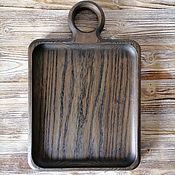 Посуда handmade. Livemaster - original item Rectangular feed board. Handmade.