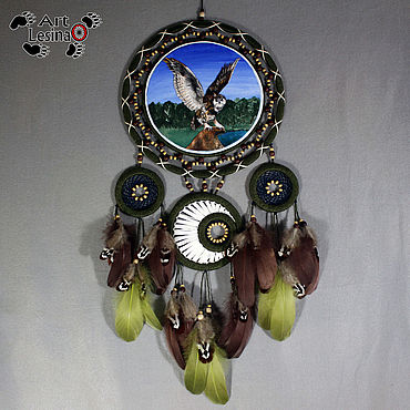 Feng Shui handmade. Livemaster - original item Dreamcatcher. Handmade.