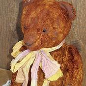 Мишки Тедди ручной работы. Ярмарка Мастеров - ручная работа Мишка тедди ....Старый друг. Handmade.