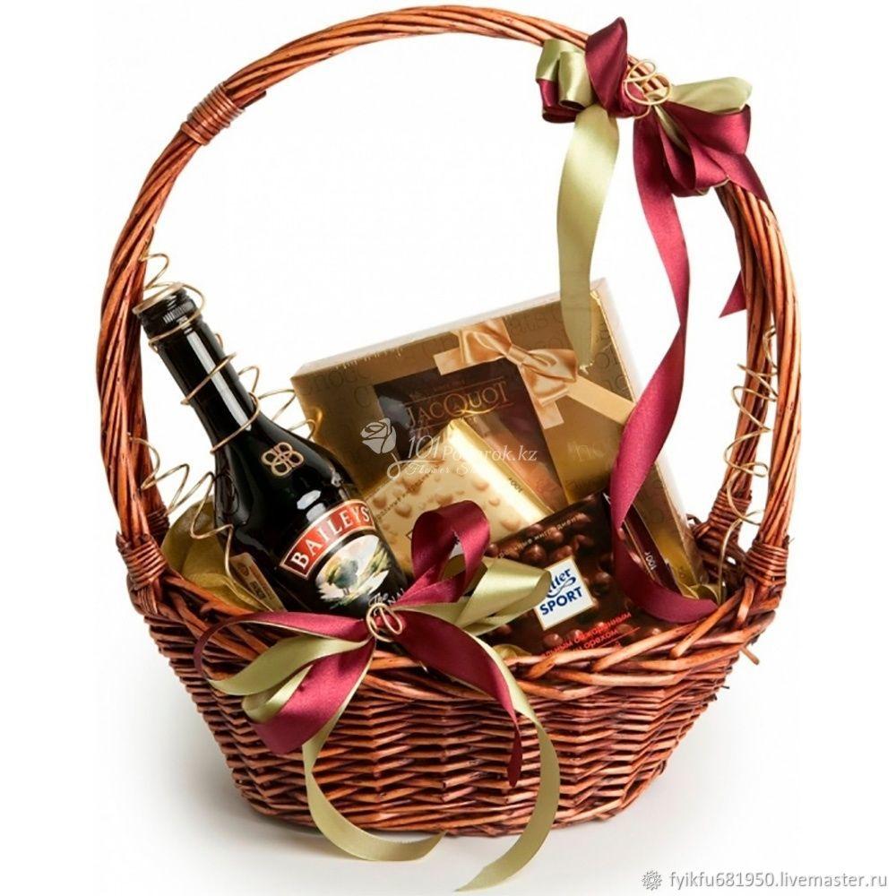 частном подарок в корзине алкоголь своими руками фото случается