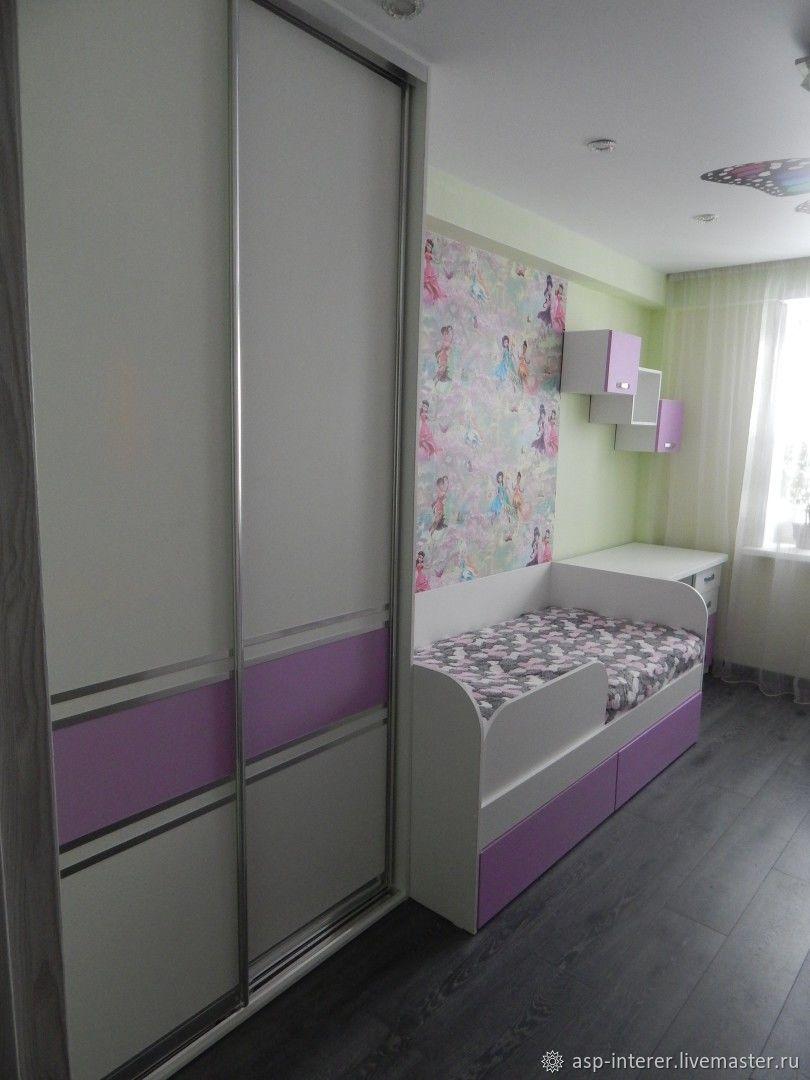 Мебельный комплект для детской, Шкафы, Москва,  Фото №1