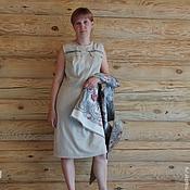 Одежда ручной работы. Ярмарка Мастеров - ручная работа платье №7. Handmade.