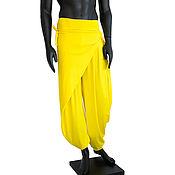 Одежда ручной работы. Ярмарка Мастеров - ручная работа Брюки мужские, летние брюки мужские, мужские брюки. Handmade.