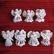 Подарки к праздникам ручной работы. Ярмарка Мастеров - ручная работа ангелы. Handmade.