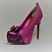 Обувь ручной работы handmade. Livemaster - original item Tequi-la-la shoes (37). Handmade.