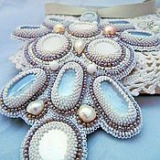 Jewelry Sets handmade. Livemaster - original item Necklace and earrings