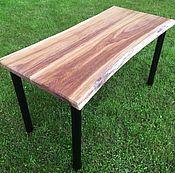 Столы ручной работы. Ярмарка Мастеров - ручная работа Стол ЭКО Лофт. Handmade.