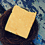 Косметика ручной работы. Ярмарка Мастеров - ручная работа Аргана и нероли натуральное мыло с нуля. Handmade.