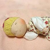 Куклы и игрушки ручной работы. Ярмарка Мастеров - ручная работа Жёлтая Баинька. Handmade.