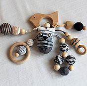 Куклы и игрушки handmade. Livemaster - original item Teething toy. The teether.. Handmade.