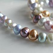 Материалы для творчества handmade. Livemaster - original item Pearls natural beads. Handmade.