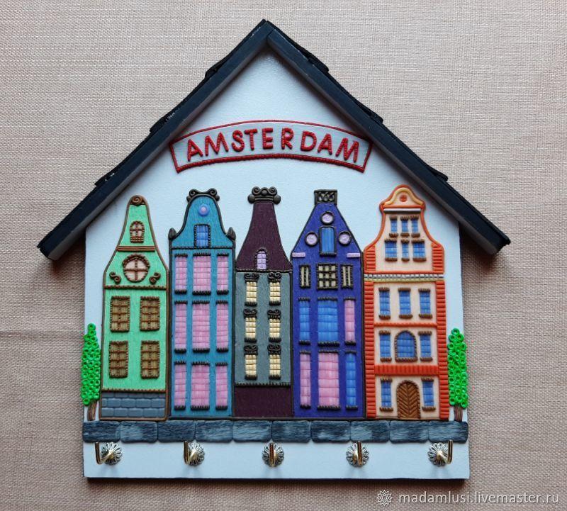 The Housekeeper Amsterdam 9. The housekeeper wall, Housekeeper, Shuya,  Фото №1