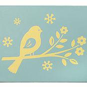 """Для дома и интерьера ручной работы. Ярмарка Мастеров - ручная работа Картина """"Птички"""" (разные мотивы). Handmade."""