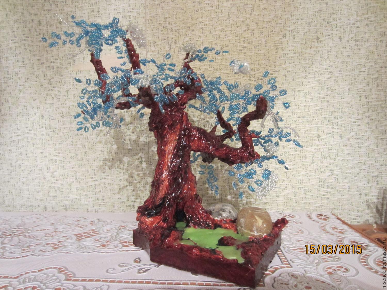 деревья из бисера, Наборы, Мценск, Фото №1