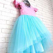 Работы для детей, ручной работы. Ярмарка Мастеров - ручная работа Пышное платье. Handmade.